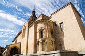 San Martin church, Segovia, Spain — Stock Photo