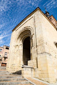 San Martin church, Segovia, Spain — Stock Photo