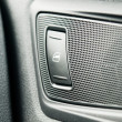 Stock Photo: Car electric window switch