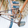Old bicycle — Foto de stock #36177843