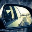 Car mirror — Foto de stock #36178983