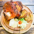 pork knuckle — Stock Photo