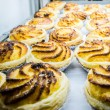 Stock Photo: Portuguese pastries