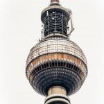 Berlin TV tower — Stock Photo