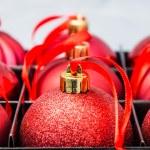 Christmas ornaments — Stock Photo #37873261