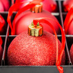 Christmas ornaments — Stock Photo #37873275