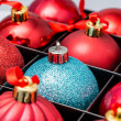 Christmas ornaments — Stock Photo #37873481