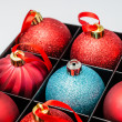 Christmas ornaments — Stock Photo #37873783