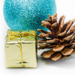 Christmas ornaments — Stock Photo #37874041