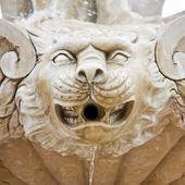 Fountain in Torremolinos, Malaga, Spain — Stock Photo