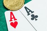 Aces — Stock Photo
