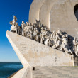 Padrao dos Descobrimentos (Monument of the Discoveries) in Lisbon, Portugal — Stock Photo #38195245