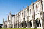 Klostret jeronimos i lissabon, portugal — Stockfoto