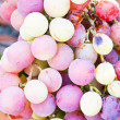 Bunches of wine grapes — Stock Photo #38701457
