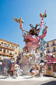 Fallas — Stock Photo