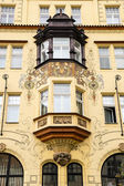 Prag, tschechische republik — Stockfoto