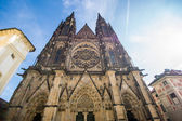 Cathedral in Prague, Czech Republic — Stock Photo