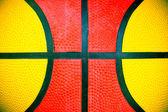 Basketbol topu arka plan — Stok fotoğraf