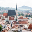 Cesky Krumlov, Czech Republic — Stock Photo #41878621