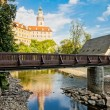 Cesky Krumlov, Czech Republic — Stock Photo #41913089