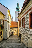 Cesky Krumlov, Czech Republic — Stock Photo