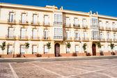 Melilla, españa - 25 de marzo: vista de la ciudad de melilla en 25 de marzo, 201 — Foto de Stock