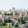 Granada in Andalucia, Spain — Stock Photo #45704547