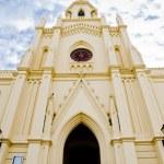 Church of the Virgin of Regla in Chipiona, Cadiz, Spain — Stock Photo #45706313