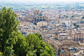 Granada in Andalucia, Spain — Stock Photo