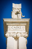 Cadiz in Andalucia, Spain — Stock Photo