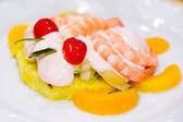Tropical salad — Stock Photo