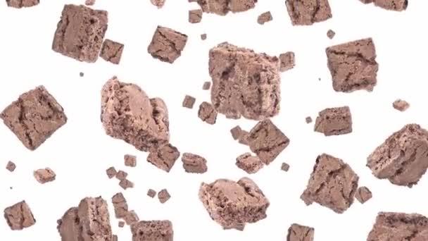 "Chute de ""brownie — Vidéo"