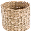 Stock Photo: Small Basket on white