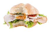Chicken Breast Sandwich — Foto de Stock