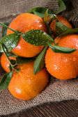Heap of Tangerines — Stockfoto