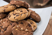 Mixed Cookies — Stock Photo