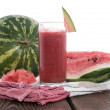 Watermelon Juice - Stock Photo