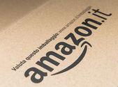 Amazon Package — Stock Photo