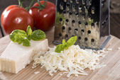 Parmesan Cheese — Stock Photo