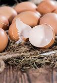 Einige braun-Eier He — Stockfoto
