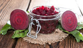 Preserved Beet — Stock Photo