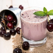 Cherry Milkshake — Stock Photo #29016825