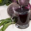 Beetroot Juice — Stock Photo