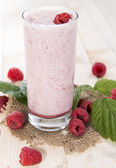 Raspberry Shake — Stock Photo