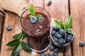 Blueberry Juice — Stock Photo