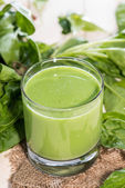 Spinach Juice — Stock Photo