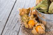 Physalis Fruits (macro shot) — Stock Photo
