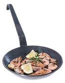 Fried Shrimps — Foto de Stock