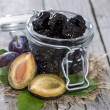 Fresh dried Plums — Stock Photo #31302915