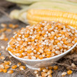 Stock Photo: Dried Sweetcorn